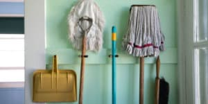 Cleaning-supplies-wall
