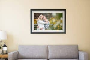 Buyers want to imagine themselves live in a house they want to buy, so it is the best if you remove your family photos.