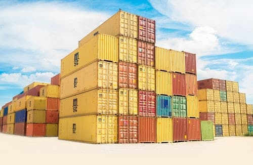 Moving containers vs. truck rentals.