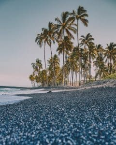 Beautiful Hawaii beach