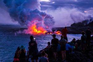 One of the fun activities in Maui! Visit one of the Volcano parks!