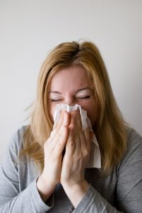 You will prevent a lot of allergies if you declutter you home annually.