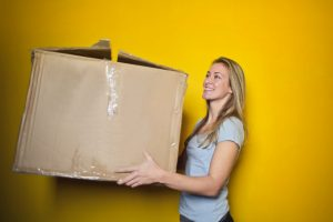 plan a last-minute move with proper supplies and boxes