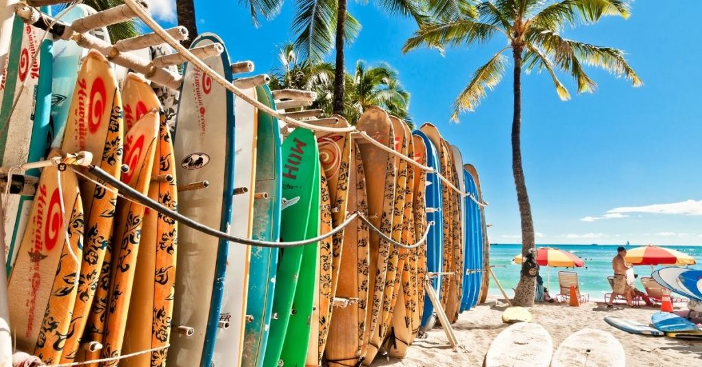 Oahu The Gathering Place